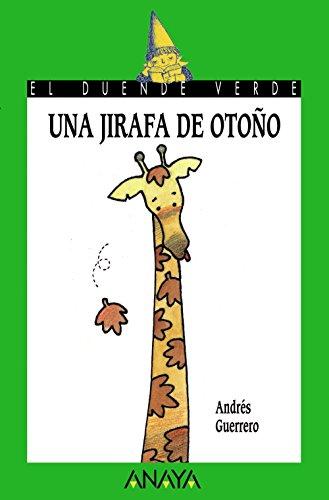 Jirafa de Otoño: Guerrero, Andres