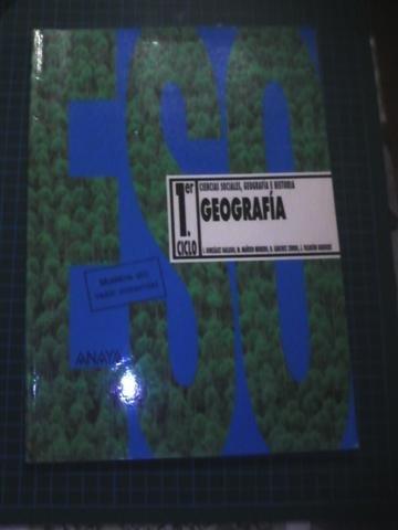 9788420767918: Geografia, eso, 1 ciclo : cienciassociales, geografia e historia