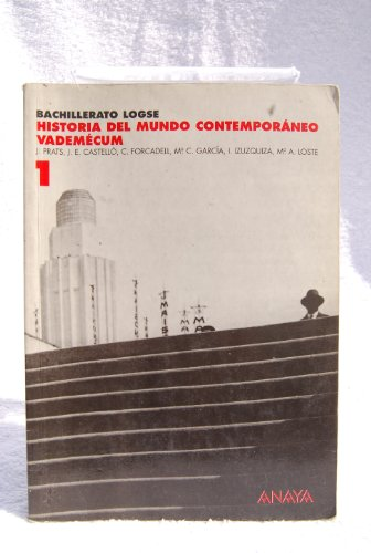 9788420773995: Historia del mundo contemporaneo 1(bachillerato 1)