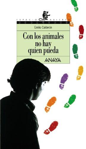 9788420775166: Con los animales no hay quien pueda / No One Can Beat Animals (Espacio Abierto / Open Space) (Spanish Edition)