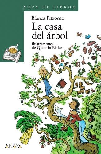 9788420777719: La Casa Del Arbol / The Treehouse (Spanish Edition)