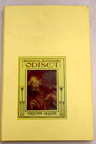 9788420782843: La Odisea (Biblioteca Araluce. La Odisea)