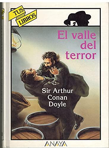 9788420784502: El valle del terror/ The Valley of Fear (Spanish Edition)