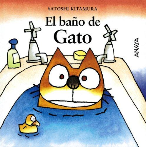 9788420789491: El Bano de Gato