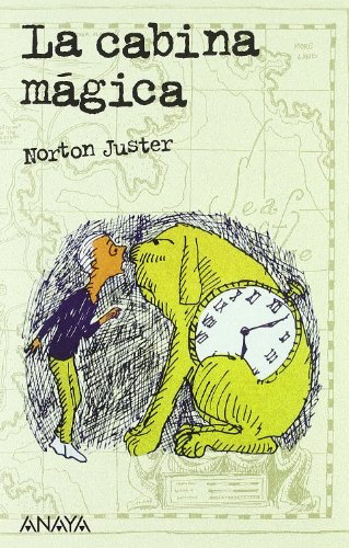 9788420790039: La cabina mágica (Libros Para Jóvenes - Leer Y Pensar)
