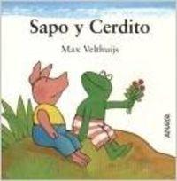 9788420792750: Sapo y cerdito (Mi Primera Sopa De Libros Coleccion)