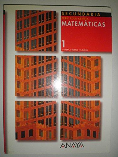 9788420793092: Matematicas, 1 eso, 1 ciclo