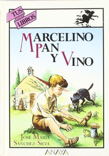Marcelino pan y vino. Edición, apéndice y: Sánchez-Silva, José María: