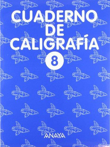 9788420794310: Cuaderno de Caligrafía 8
