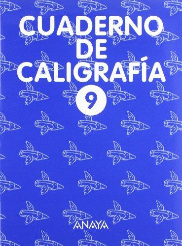 9788420794327: Cuaderno de Caligrafía 9