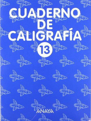 9788420794365: Cuaderno de Caligrafía 13