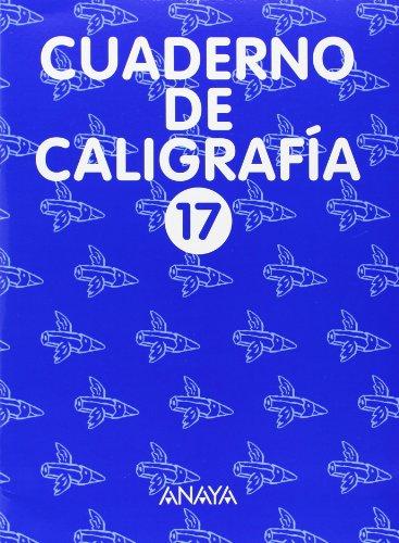 9788420794402: Cuaderno de Caligrafía 17