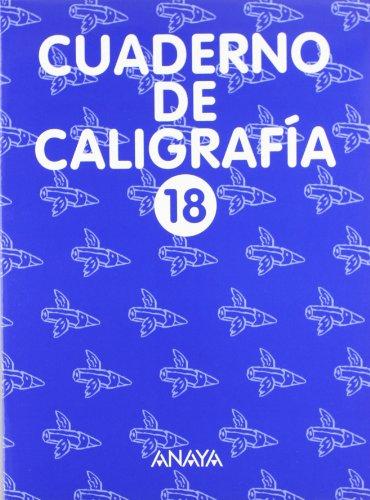 9788420794419: Cuaderno de Caligrafía 18