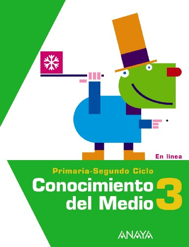 9788420796055: Conocimiento del Medio 3. (American School of Valencia) (En línea)
