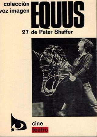 9788420916149: Equus (cine teatro)