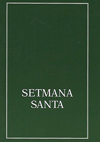Setmana Santa: VV.AA.