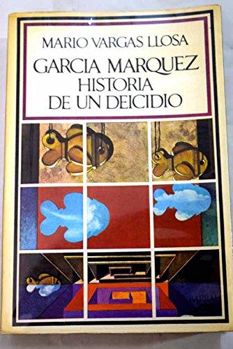 Imagen de archivo de García Márquez: historia de un deicidio a la venta por V Books