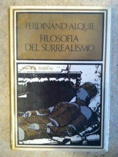 9788421102886: Filosofía del surrealismo (Breve biblioteca de respuesta) (Spanish Edition)