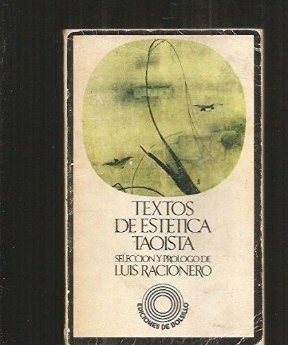 9788421174043: Textos de estetica taoista