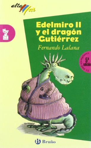 9788421611654: Edelmiro Ii Y El Dragon Gutierrez