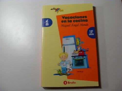 9788421612361: Vacaciones En La Cocina - Alta Mar 37 - (Spanish Edition)