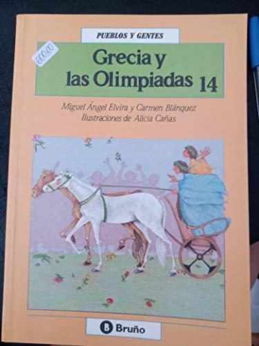 9788421613726: Grecia Y Las Olimpiadas (Spanish Edition)