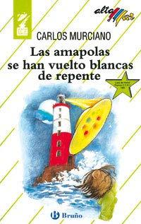 Las amapolas se han vuelto balnc: Carlos Murciano