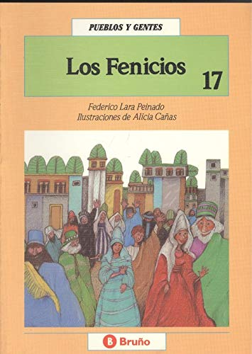 9788421618813: Los fenicios