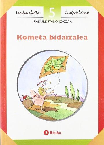 9788421620847: Kometa Bidaizalea / Travelers Kite (Irakurketa Jokoak) (Basque Edition)