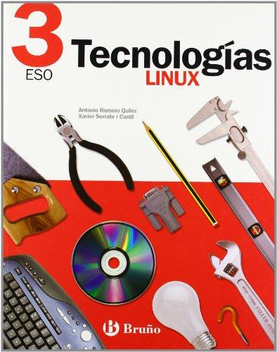 9788421622261: Tecnologías 3 ESO Linux (ESO 2007)