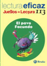 9788421622568: Juegos de lectura eficaz 35, el pavo Facundo