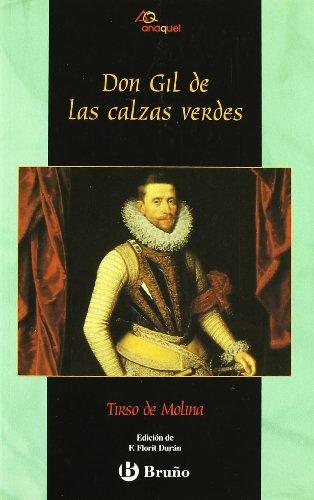 9788421622940: Don Gil de las calzas verdes (Anaquel) (Spanish Edition)