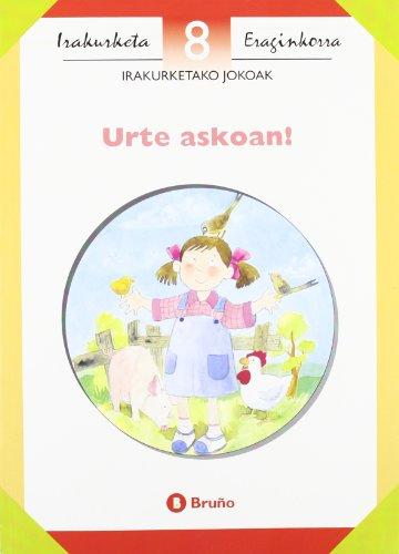9788421624807: Urte Askoan!: Irakurketa Eraginkorra (Material Osagarria; Irakurketako Jokoak) (Basque Edition)