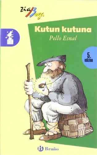 9788421626092: Kutun Kutuna (Ziaboga) (Basque Edition)