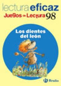 9788421626412: Juegos de lectura eficaz 43, los dientes del león
