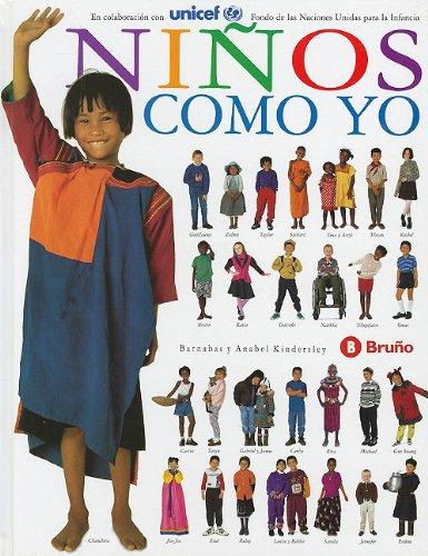 9788421628034: Ninos Como Yo/Kids Like Me (UNICEF Storycraft Book) (Spanish Edition)