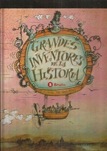 Grandes Inventores de La Historia (Spanish Edition) (8421629271) by Mould, Chris