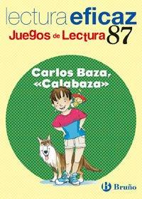 9788421629550: CARLOS BAZA CALABAZA SOLUCIONARIO