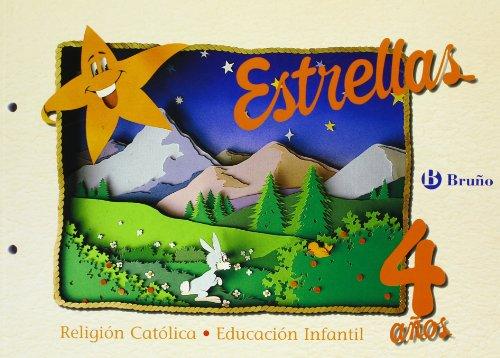 RELIGION ESTRELLAS 4 ANOS.EDUCACIóN INFANTIL: Pérez Landáburu, Encarnación