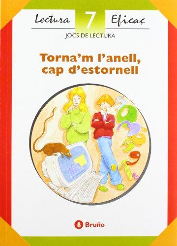 9788421632222: Torna'm L'anell, Cap D'estornell: Joc De Lectura (Jocs De Lectura) (Catalan Edition)