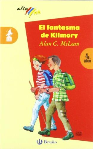 9788421634141: El fantasma de Kilmory (Valencià - Bruño - Altamar)