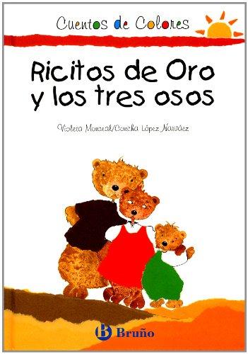 9788421634271: Ricitos de Oro y Los Tres Osos (Spanish Edition)