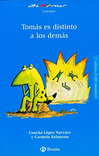 9788421634325: Tomas Es Distinto a Los Demas/Tomas Is Different from the Others (Spanish Edition)