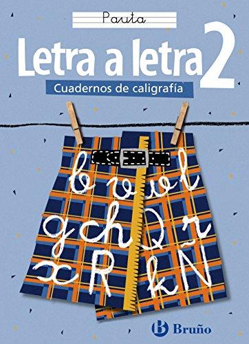 9788421634875: Caligrafía Letra a letra Pauta 2 (Castellano - Material Complementario - Caligrafía Letra A Letra) - 9788421634875