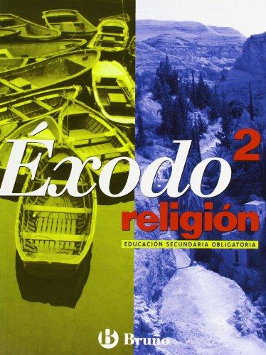 9788421636022: Religión Éxodo 2 ESO