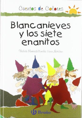 Blancanieves y los siete enanitos (Castellano -: López Narváez, Concha