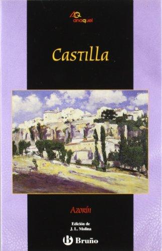 9788421636183: Castilla (Anaquel) (Spanish Edition)