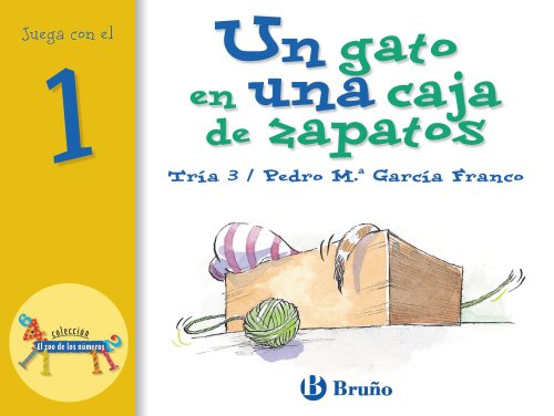 9788421636404: Un Gato en una Caja de Zapatos / The Cat in the Shoe Box (El Zoo de los Numeros / The Zoo of Numbers) (Spanish Edition)