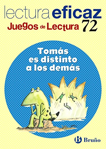 9788421637364: Tomás es distinto a los demás / Thomas is Different from the Others: Lectura eficaz / Effective Reading (Juegos De Lectura / Reading Games) (Spanish Edition)