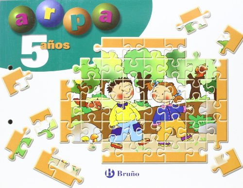 ARPA 5 anos (Arpa Infantil) (Spanish Edition): Beltran, Jose Maria
